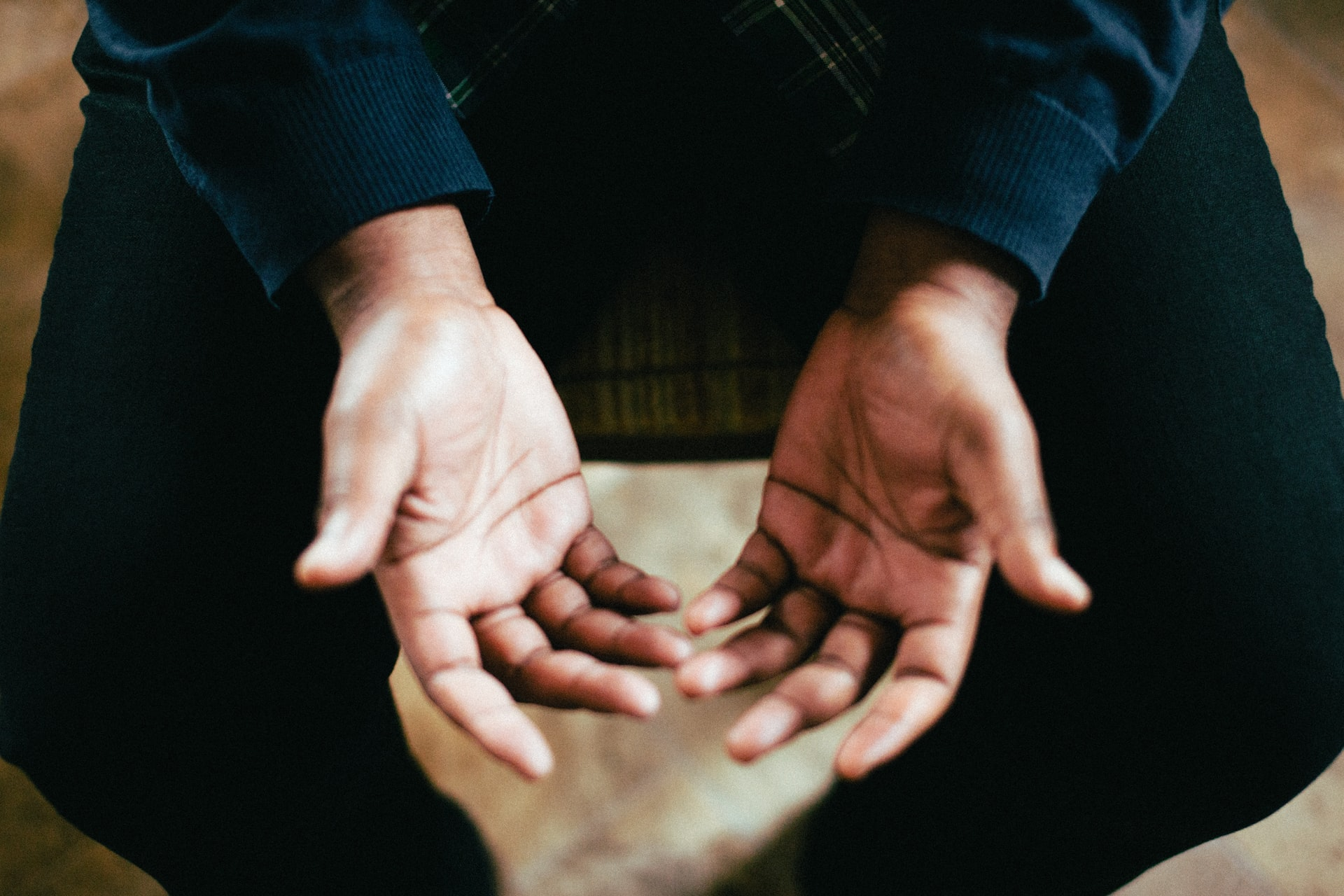 Why Pray? A Lesson in Prayer.